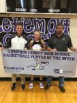 Congratulations to Lexi Pierce for being named Lumpkin County Lady Indians Player of The Week for Week 2