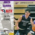 Blitz Boys Basketball Co-Player of the Week