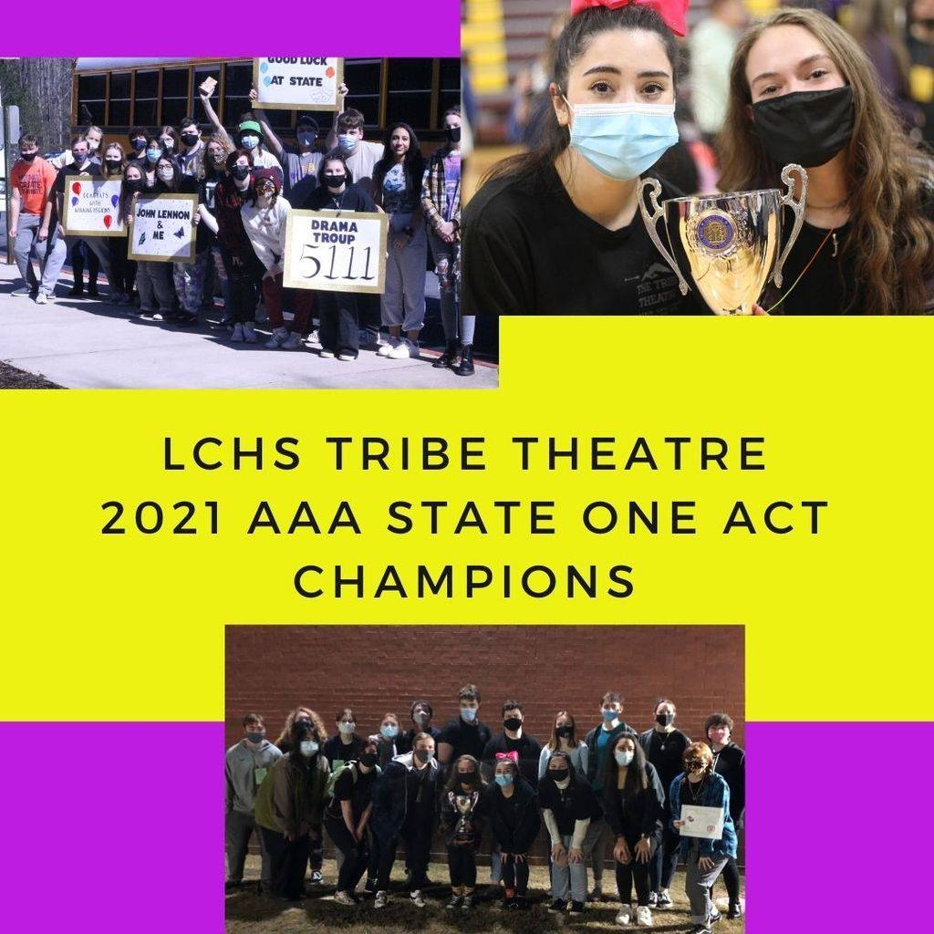 One Act Play 2020-2021 School Year