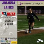 Blitz Sport Soccer Co-Players Of The Week