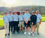 Boys Golf 2020 - 2012 School Year