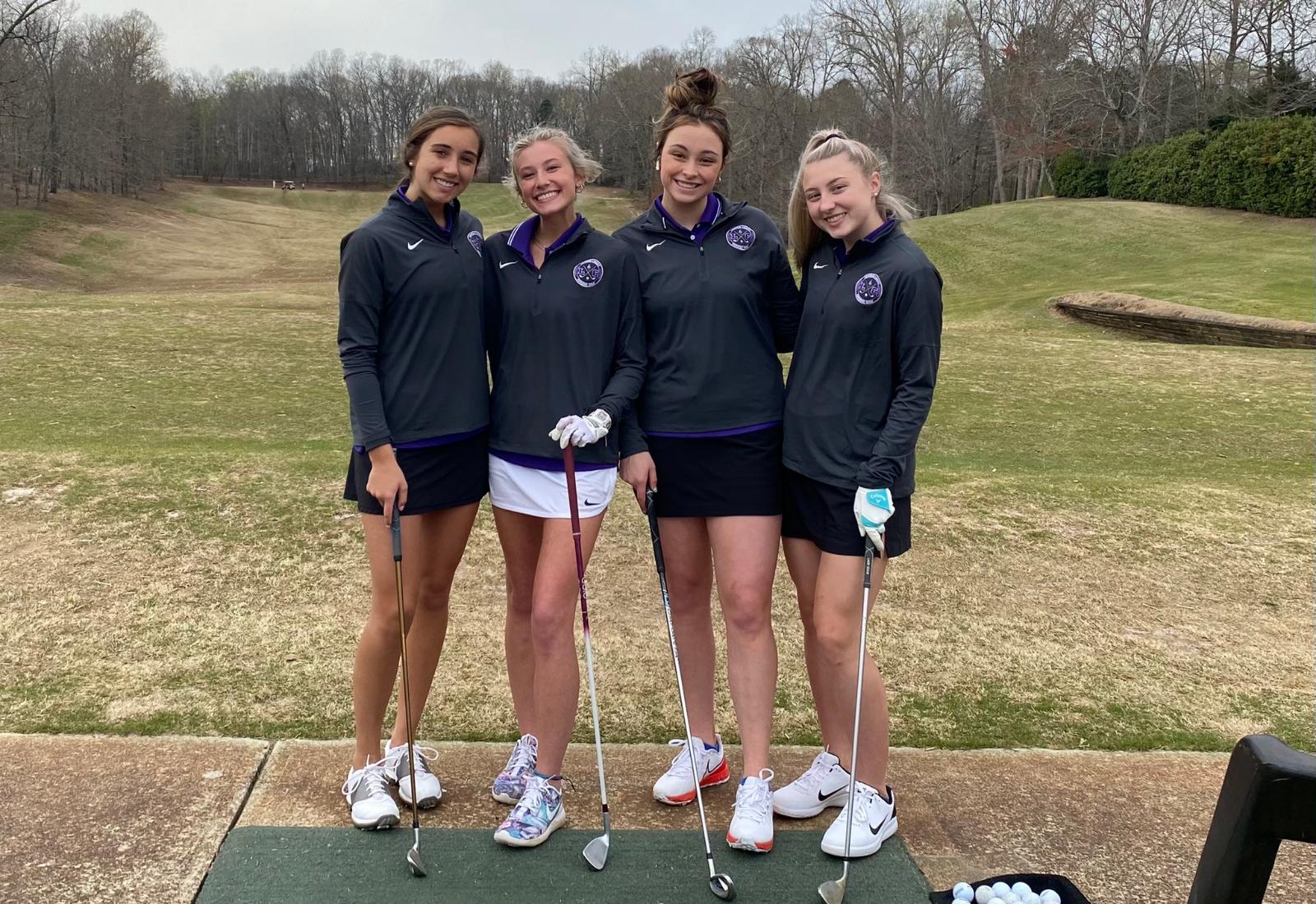 Girls Golf 2020 – 2021 School Year
