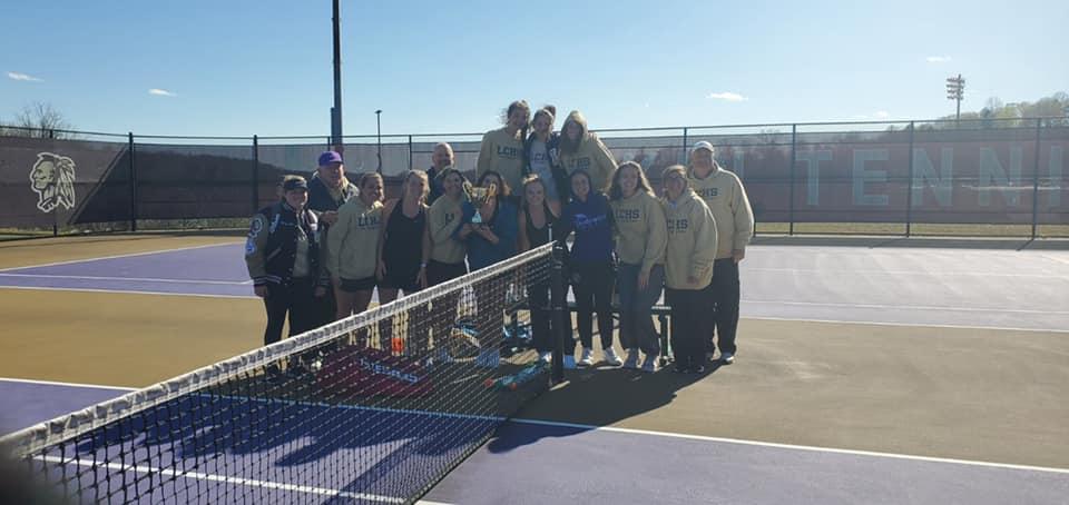 Ladies Tennis 2020 – 2021 School Year