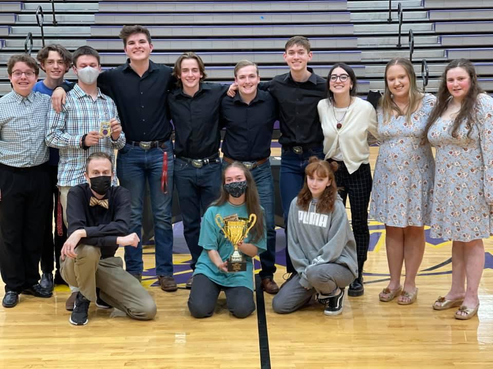 Literary Team 2020 – 2021 School Year