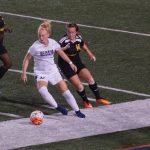 Burdette named WFMD/Nymeo Athlete of the Month