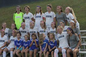 Girls Soccer vs Frederick