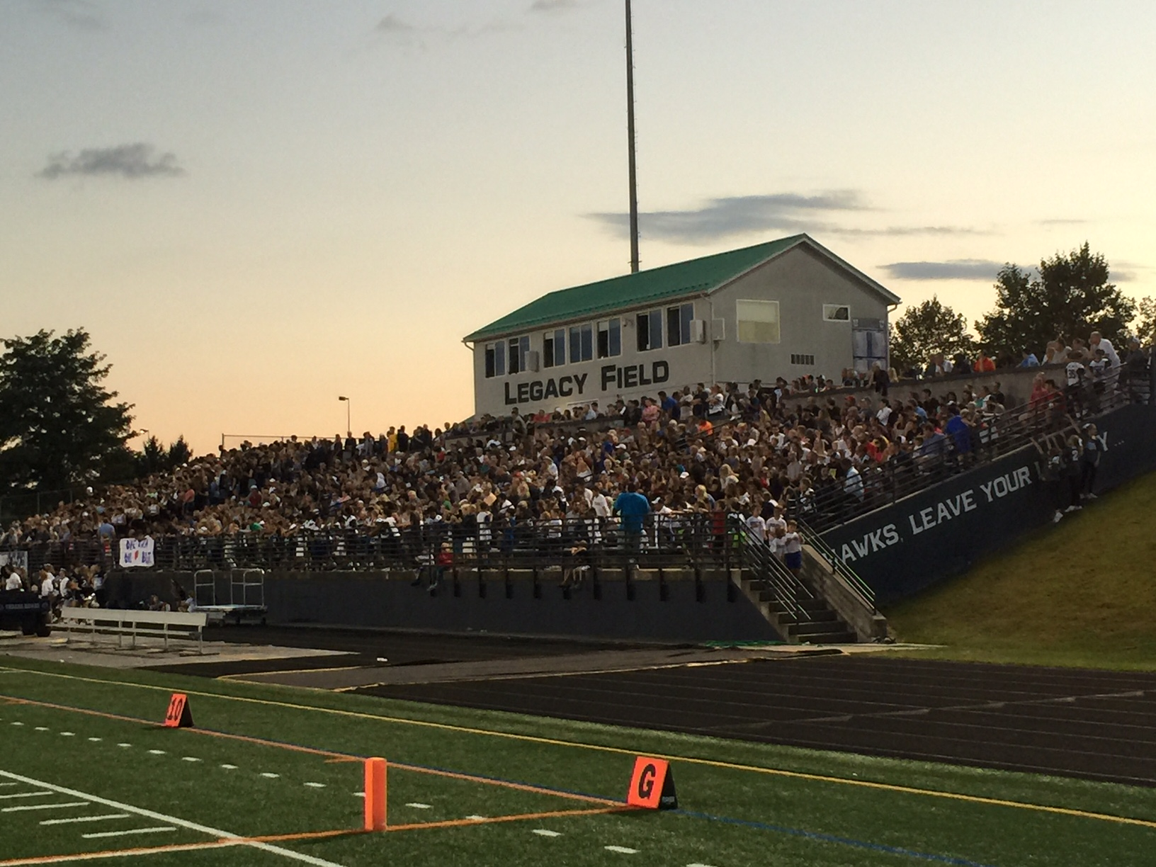 Home Football Game – Stadium Guidelines