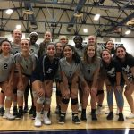 Girls Varsity Volleyball beats Boonsboro 3 – 0