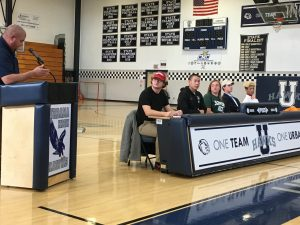2018 Early Signing Day Ceremony