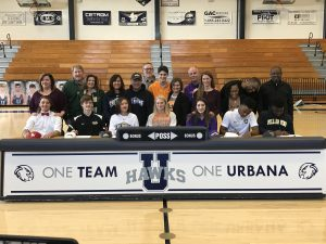 2018 Signing Day Ceremony