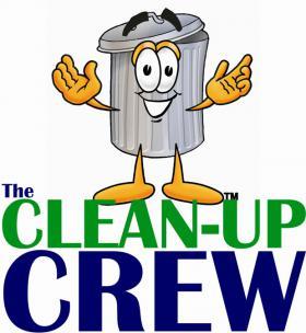 Stadium Clean Up Day!