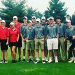 Coed Varsity Golf beats Linganore 151 – 169