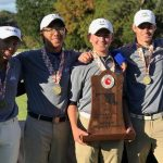 Golf captures the 2018 3A/4A State Title