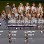 2019 Field Hockey schedule released. Let's fill the stadium in support of our team!