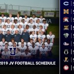JV Football Schedule 2019 has arrived!