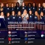Urbana Volleyball is back! The 2019 Varsity Schedule is here!