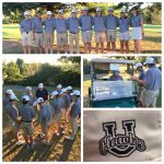 Urbana Golf finishes 1st place at Tri-Match @ Holly Hills Golf Course