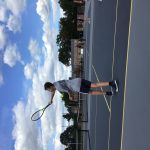 URBANA UNIFIED TENNIS & FREDERICK UNIFIED TENNIS PUT ON A SHOW!