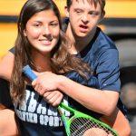 Hawks Unified Tennis rocks @ CMC Championships