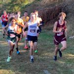 Boys Varsity Cross Country finishes 4th place at Frederick County Championship @ Catoctin High School