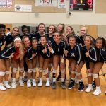 Hawks fall to Patriots 3-1 in Volleyball Regional final
