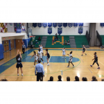 Girls JV Basketball beats Winston Churchill 39 – 25