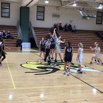 Girls JV Basketball Stymies Damascus 50 – 12