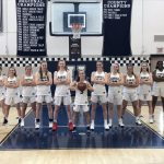 Girls Varsity Basketball falls in a shootout to Trinity Episcopal School 76 – 60