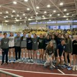 Girls Varsity Indoor Track & Field compete @ Southern Maryland Indoor Classic