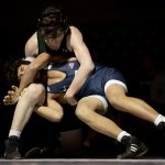 Hawks Wrestling pins 72-12 loss on Frederick at Home Tri-Match
