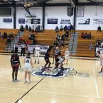 Girls Varsity Hawks return to winning form, defeat TJ 57-35