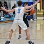 Urbana Varsity Basketball drops 61-42 decision to Linganore