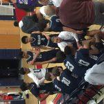 Hawks Varsity b-ball valiant in defeat @ Thomas Johnson 66 – 53