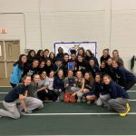 URBANA Girls Indoor Track & Field continue reign over CMC, with 1st Place finish!