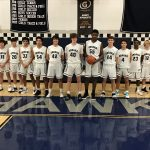 Junior Varsity Basketball lose to South Hagerstown 54 – 38