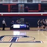 Girls JV Basketball shut down Thomas Johnson 43 – 16