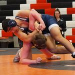 Urbana Wrestling beats Oakdale 45 – 27