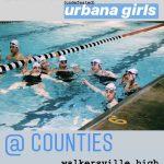 Hawks Swim & Dive Girls capture 2nd @ Frederick County Championships!