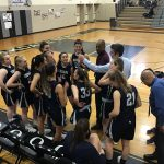 Hawks Junior Varsity Girls Basketball end season on high note, 49-32 over Oakdale