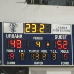 """Varsity Hawks basketball electrify """"The Nest"""", lose close one to Bears, 56-48"""