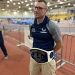 Urbana Girls Indoor Track & Field Sit Atop Mountain with State Title!