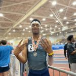 Urbana Boys Indoor Track & Field notch 19th at State Championships !