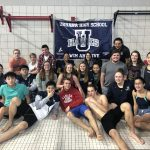 UHS Boys Swimming Compete at MPSSAA State Championships!