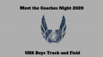 Boys Track & Field Informational Slide Show