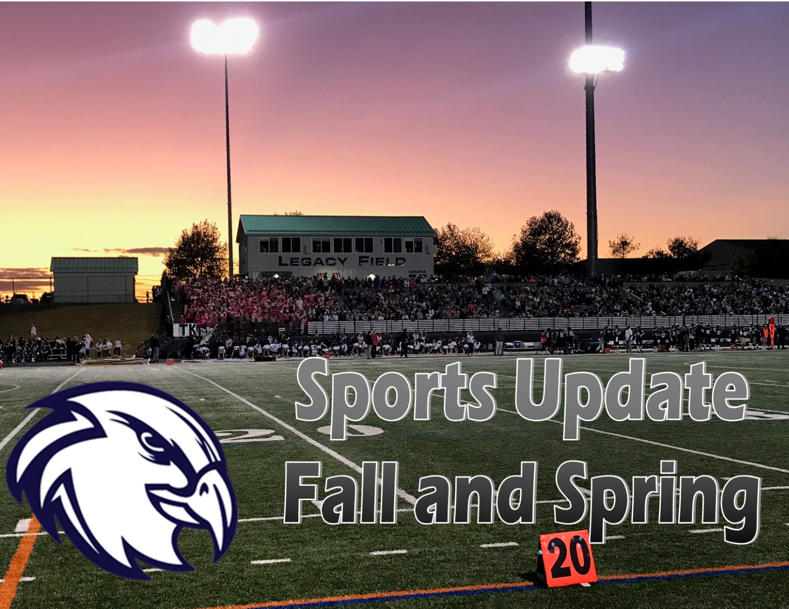 Update: Fall and Spring Sports