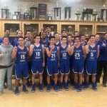 Boys Basketball Academic All State