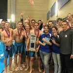 Boys Swim 2nd Place in State