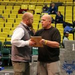 Brock Moore 6A Wrestling Coach of the Year