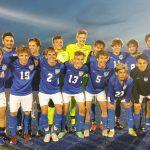 Boys Soccer Region IV Champions