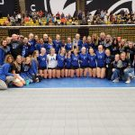 Volleyball 2nd in State